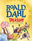 The Roald Dahl Treasury - Book