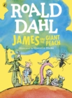 James and the Giant Peach (Colour Edition) - Book