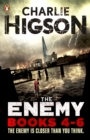 The Enemy Series, Books 4-6 - eBook