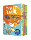 Roald Dahl's Glorious Galumptious Story Collection - Book