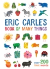 Eric Carle's Book of Many Things : Over 200 First Words - Book