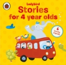 Stories for Four-year-olds - eAudiobook