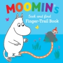 Moomin's Seek and Find Finger-Trail book - Book
