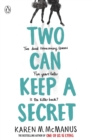 Two Can Keep a Secret - Book