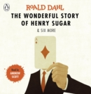 The Wonderful Story of Henry Sugar and Six More - Book