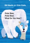 Polar Bear, Polar Bear, What Do You Hear? - Book