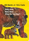 Baby Bear, Baby Bear, What do you See? (Board Book) - Book