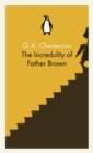 The Incredulity of Father Brown - Book