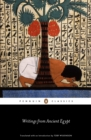 Writings from Ancient Egypt - eBook