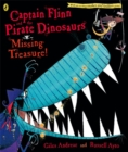 Captain Flinn and the Pirate Dinosaurs: Missing Treasure! - Book
