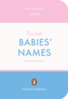 The Penguin Pocket Dictionary of Babies' Names - eBook
