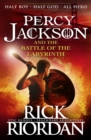 Percy Jackson and the Battle of the Labyrinth (Book 4) - eBook