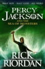 Percy Jackson and the Sea of Monsters (Book 2) - eBook