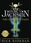 Percy Jackson: The Demigod Files (Percy Jackson and the Olympians) : The Demigod Files - eBook