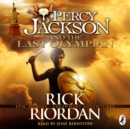 Percy Jackson and the Last Olympian (Book 5) - eAudiobook