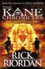 The Throne of Fire (The Kane Chronicles Book 2) : The Throne of Fire - eBook