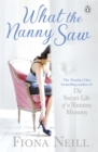What the Nanny Saw - eBook