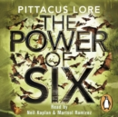 The Power of Six : Lorien Legacies Book 2 - eAudiobook