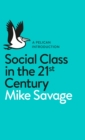 Social Class in the 21st Century - eBook