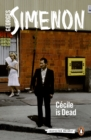 C cile is Dead : Inspector Maigret #20 - eBook