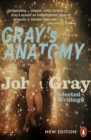 Gray's Anatomy : Selected Writings - Book