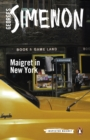 Maigret in New York : Inspector Maigret #27 - eBook