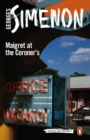 Maigret at the Coroner's : Inspector Maigret #32 - eBook