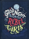 Good Night Stories for Rebel Girls - Book