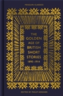 The Golden Age of British Short Stories 1890-1914 - Book