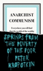 Anarchist Communism - eBook
