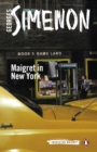 Maigret in New York - eBook
