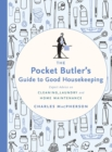 The Pocket Butler's Guide To Good Housekeeping - Book
