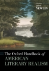 The Oxford Handbook of American Literary Realism - eBook