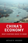 China's Economy : What Everyone Needs to Know(R) - eBook