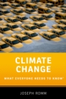 Climate Change : What Everyone Needs to Know(R) - eBook