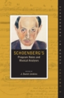 Schoenberg's Program Notes and Musical Analyses - eBook