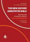 The New Oxford Annotated Bible with Apocrypha : New Revised Standard Version - Book