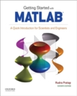 Getting Started with MATLAB - Book