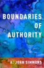 Boundaries of Authority - Book