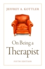 On Being a Therapist - Book