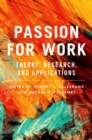 Passion for Work : Theory, Reseach, and Applications - eBook