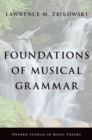 Foundations of Musical Grammar - eBook