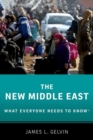 The New Middle East : What Everyone Needs to Know (R) - Book