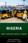 Nigeria : What Everyone Needs to Know (R) - Book