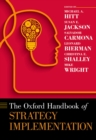 The Oxford Handbook of Strategy Implementation - eBook