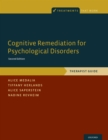 Cognitive Remediation for Psychological Disorders : Therapist Guide - eBook