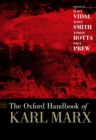 The Oxford Handbook of Karl Marx - eBook