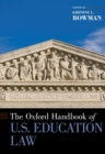 The Oxford Handbook of U.S. Education Law - Book