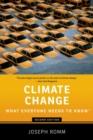 Climate Change : What Everyone Needs to Know (R) - Book