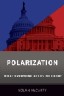 Polarization : What Everyone Needs to Know (R) - Book